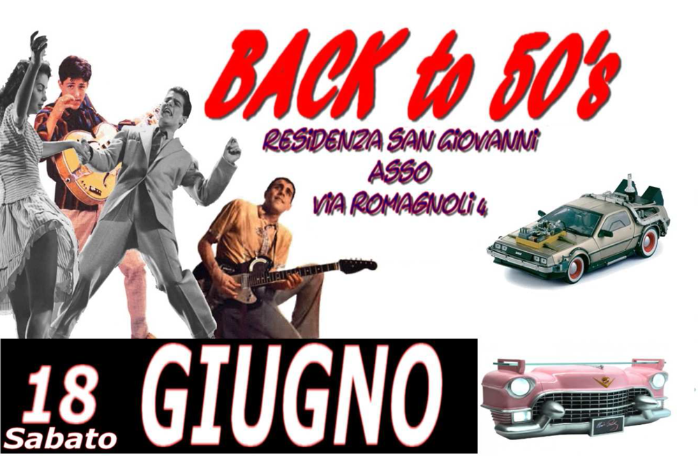 Back To 50's – Asso