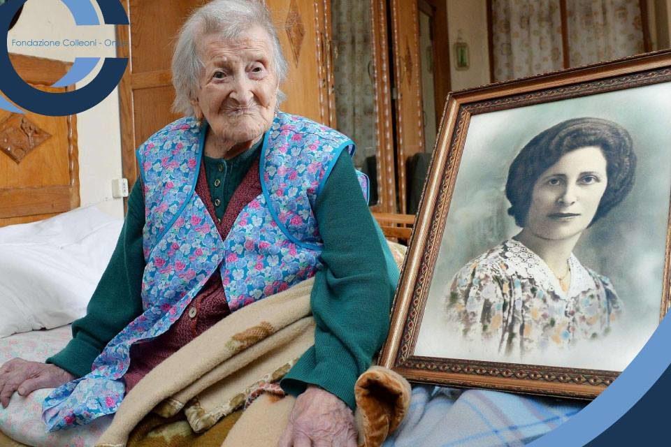 I 117 anni di Emma Morano: una fiaba vera