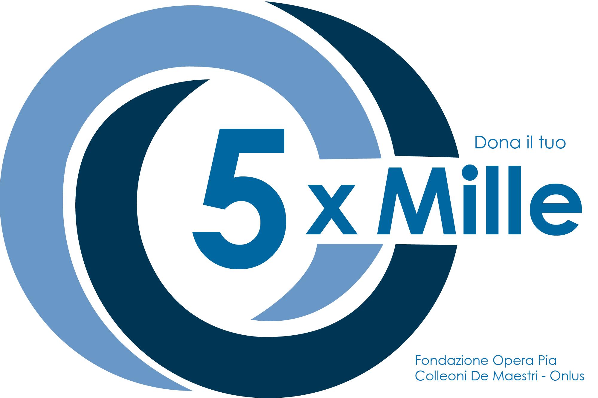 Dona Il Tuo 5xmille Alla Fondazione!