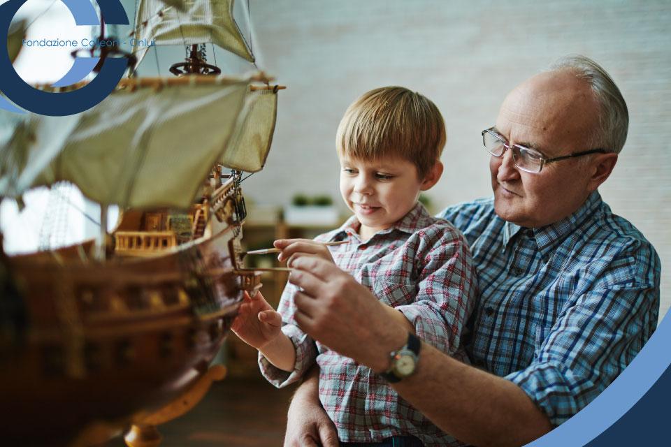 Indimenticabili Nonni: Ecco Come Lasciano Il Segno Nei Loro Nipoti