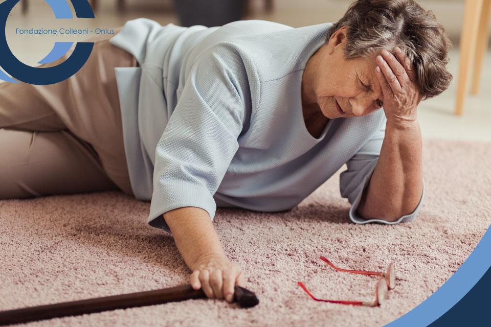 Come Prevenire Le Cadute Di Una Persona Anziana, Tra Le Mura Di Casa